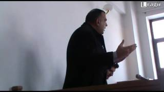 Փաստաբան Երվանդ Վարոսյանն ընդդեմ փաստաբանների պալատի