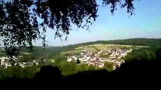 wunderschöne Odersbacher Aussicht