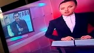 """Просто телеканал """"НТВ"""" лагает."""