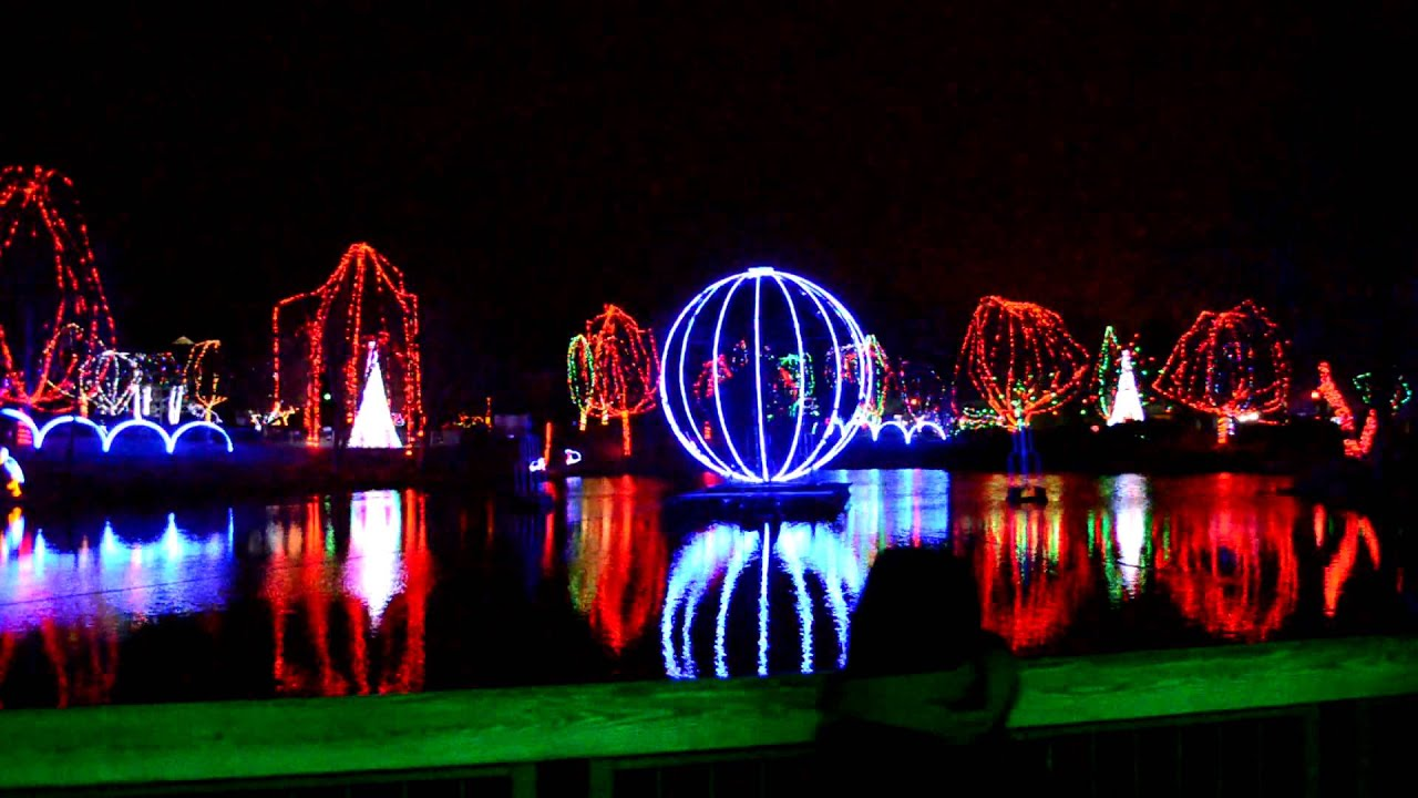 Christmas Lights Columbus Zoo