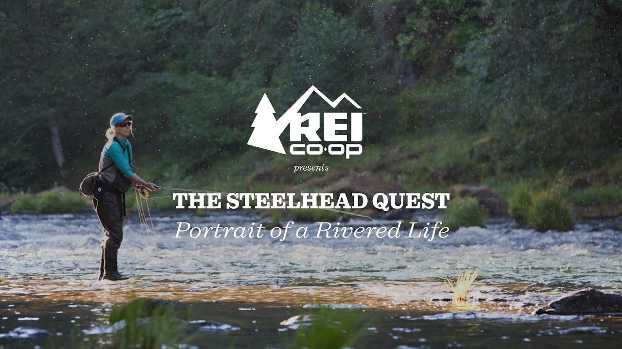 Dreaming of Steelhead?