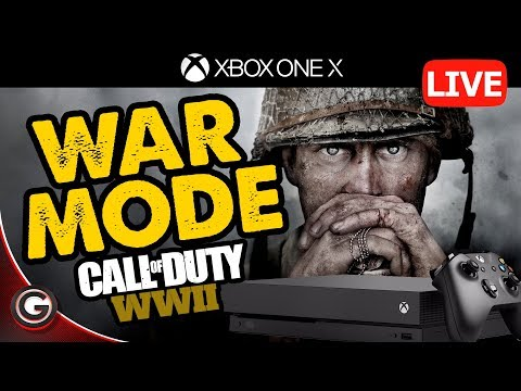 COD WW2 ZOMBIES | THE FINAL REICH | Solo & Squad Easter Egg XBOX ONE X