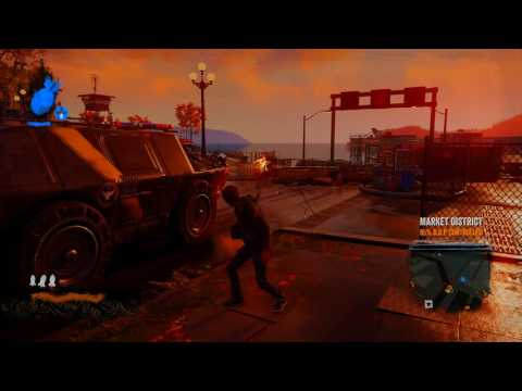 inFamous Second Son 100% Good Karma Walkthrough Part 12, 720p HD (NO COMMENTARY)