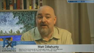 Dillahunty rips a theist part 32
