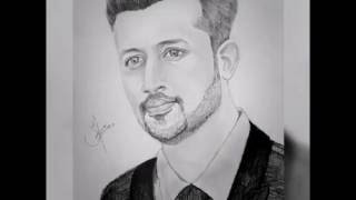 Amazing Sketch of Atif Aslam | MUST WATCH - Best Pakistani Dramas