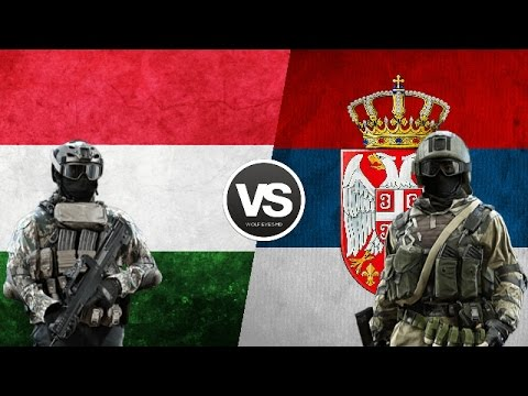 Hungary vs Serbia - Military Power Comparison 2017