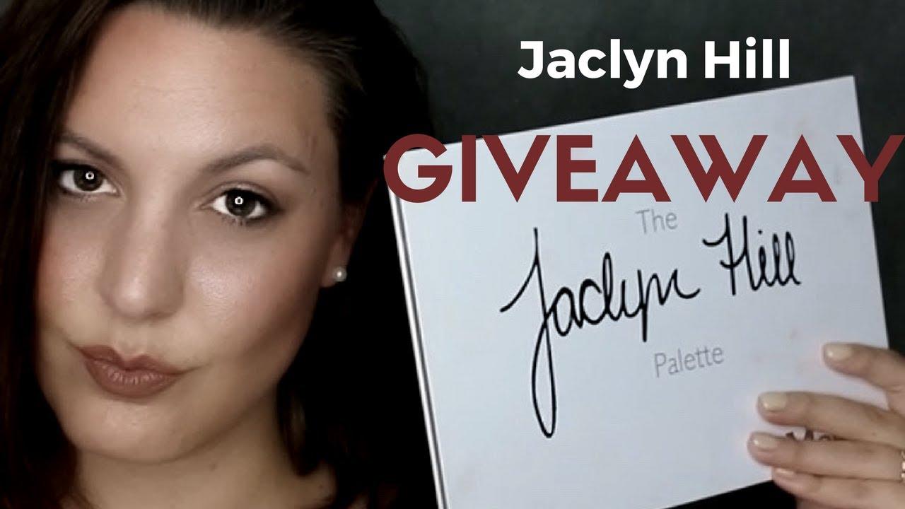 jaclyn hill instagram giveaway