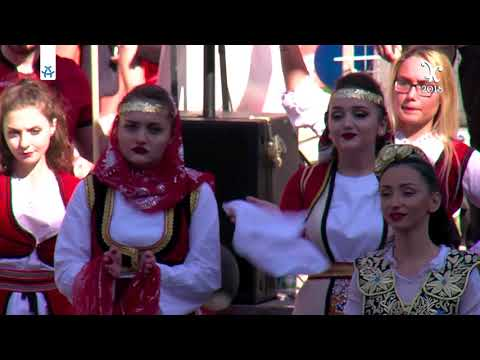 Albanian Culture in Berlin | Karneval der Kulturen 2018