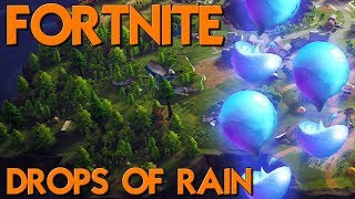 BEST WAY TO GET PURE DROPS OF RAIN | Fortnite