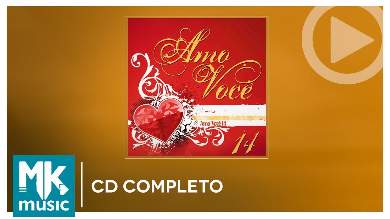 Amo Você - Volume 14 (CD COMPLETO)