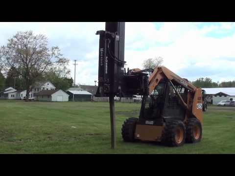BRADCO PD4800 POST DRIVERS UPDATE
