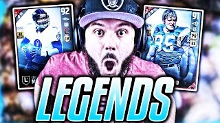 MORE LEGENDS!! CAN WE PULL ONE?! - MADDEN 17 PACK OPENING