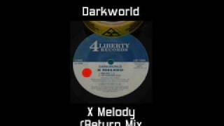 Gambar cover Glen Santos - X Melody (Kerri Chandler 6:23 Return Mix)