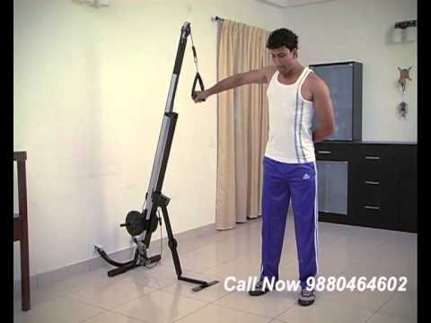 Magic home gym youtube