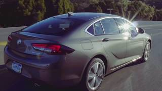 Driving The Buick Regal Sportback In Austin, Texas