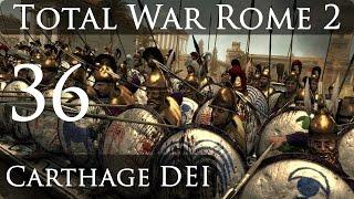 Total War Rome 2 Carthage DEI Campaign Part 36