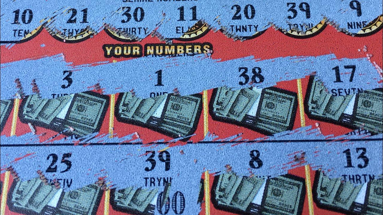 HUNDOS💰 New South Carolina Tickets... S.C. And Ga. Lottery ...