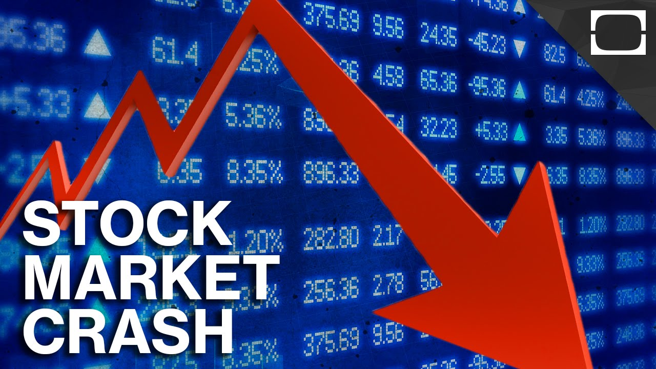 What Is A Stock Market Crash? - YouTube