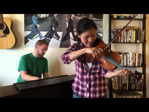 Taylor Swift - Blank Space (Violin/Piano Cover by MJ Lee. and Chris Cerrato)