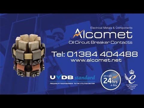 Alcomet Oil Circuit Breaker Contacts (OCB Contacts)