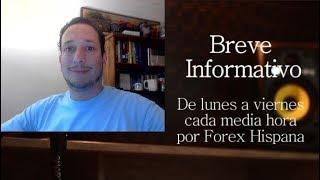 Breve Informativo - Noticias Forex del 29 de Marzo 2019