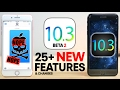 iOS 10.3 Beta 2 - 25+ New Features Review!