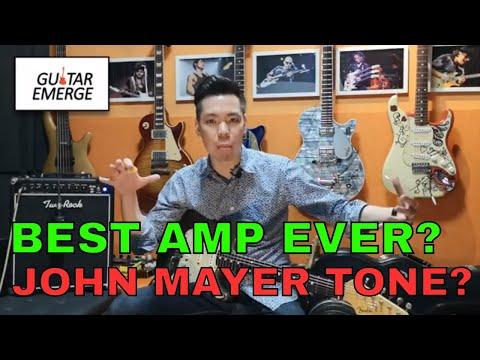 Best Amp Ever? John Mayer Tone? - Two Rock Studio Pro 35 (Review)