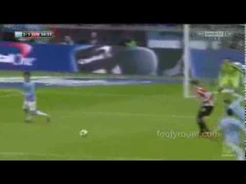 2014 Capital One Cup Final: Manchester City vs Sunderland 3-1 All Goals and Highlights 02/03/2014