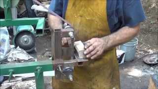 Homemade Simple Knife Grinding Jig Fixture