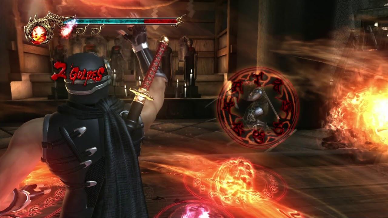 Ninja Gaiden 2 Xbox 360 Capitulo 1 Cheats Sky City Tokio Youtube