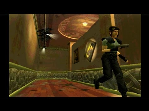 Resident Evil Director´s Cut [JILL] (PS1 classic PSN/PS3) #71 LongPlay HD