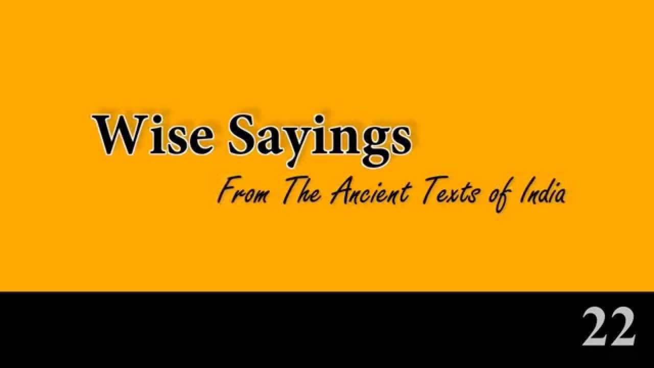 Punjabi sayings and proverbs