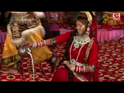 Bhole dance and maa parvati dance and dj party