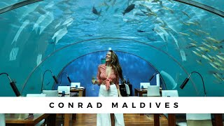 Conrad Maldives - 10 Reasons Why I LOVE This Hotel