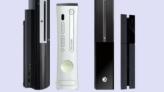 Hack PS4 Xbox One: when based on PS3/X360