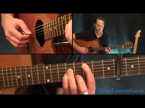Counting Stars Guitar Lesson - OneRepublic