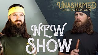 Jase & Jep's New Show, Phil's 'Duck Dynasty' Prediction & the Greatest Defense Lawyer Ever | Ep 111