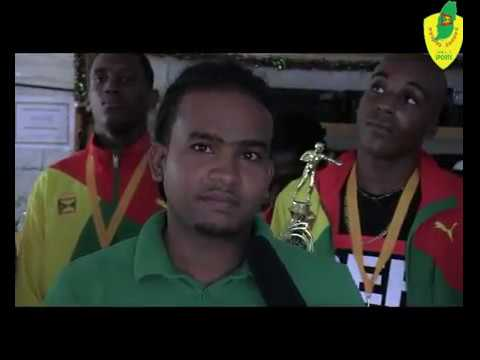 Grenada Boxing Team Returns from Caribbean Tournament