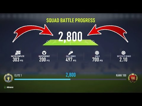 TOP 5 WAYS TO BEAT SQUAD BATTLES!! (2,500+ POINTS EACH GAME EASILY)