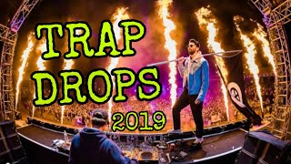 BEST TRAP DROPS EVER 2019 DROPS ONLY 75 BPM SMOKEHEAD
