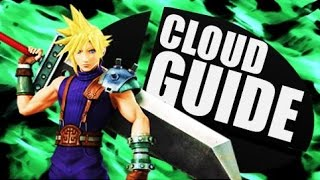 Game | Cloud Strategy Guide Super Smash Bros. Wii U 3DS Moveset, Combos Tech | Cloud Strategy Guide Super Smash Bros. Wii U 3DS Moveset, Combos Tech