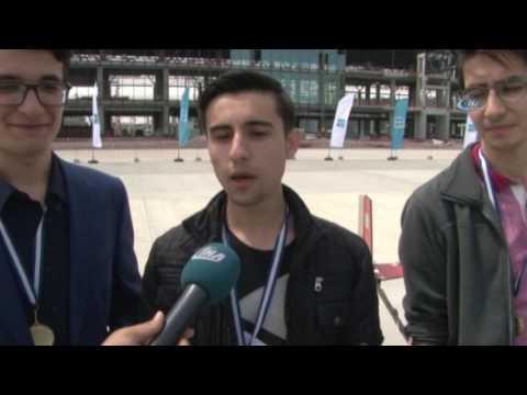 İstanbul'un Yeni Havalimanı'na İlk Uçak İndi