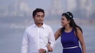 Pre Wedding shoot Divya Pratyush By Rahul Potdar and Abhidha Vyas