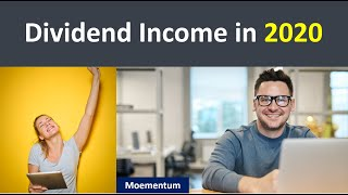 Calculate your dividend income in 2020 (Dividend Stock Investing Calculator)