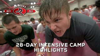 Wisconsin 28-Day Intensive Camp Highlight Video 2018