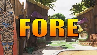 Fore Early Gameplay (Infinite Warfare DLC 3 Absolution)