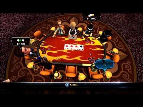 DCW Shenanigans Poker WSOP Part 2 - 동영상