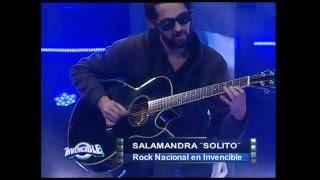 Salamandra - Solito (En Vivo en Invencible)