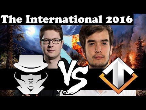 Team Secret VS Escape Gaming - Europe Qualifiers - TI6 - Dota 2