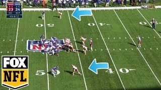 Mike Pereira : Did you know DPI can't be called on a certain type of pass?